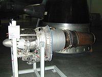 Pratt & Whitney Jt-12A Turbojet Engine.jpg