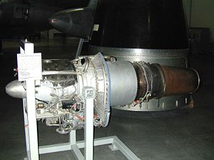 Pratt & Whitney Jt-12A Turbojet Engine.jpg