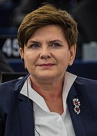 Premier RP Beata Szydło w Parlamencie UE.jpg