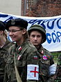 Preparation to Parade of Independence in Gdańsk during Independence Day 2010 - 06.jpg