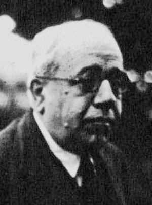President of the Republic (Spain) - Manuel Azaña