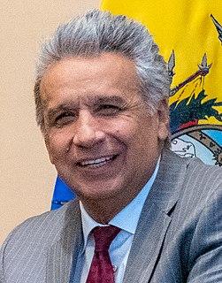Lenín Moreno 46th President of Ecuador, 46th Vicepresident of Ecuador