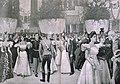 President William McKinley's inaugural ball, Washington DC 1897.jpg