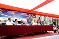 Presidente del Congreso Inauguró Campeonato Interbarrios 2012 (6911471945).jpg
