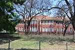 The main building was erected in the Edwardian style in 1915. It is an outstanding example of a Milner school building. Type of site: School