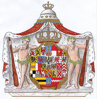 Coat of arms of Prussia - Image: Preussen 1702