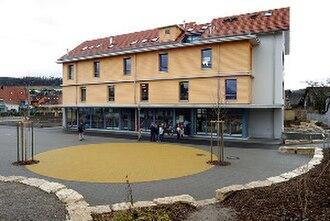 Embrach - Primary school Embrach Dorf