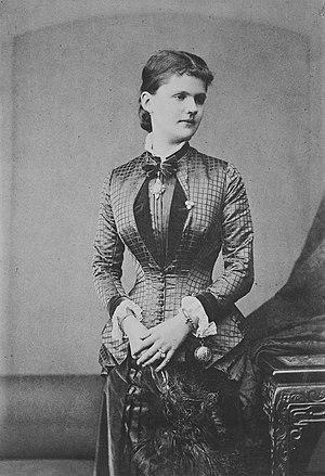 Princess Helena of Waldeck and Pyrmont