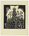 "Print, Karel IV, Charles IV, Plate II, ""Sest Dob Nashi Historie"" Portfolio, 1921 (CH 18684937).jpg"