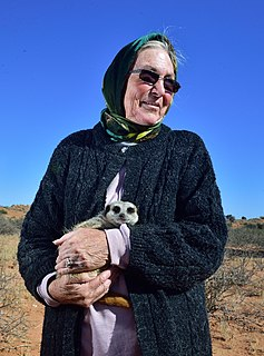 Anne Rasa British ethologist