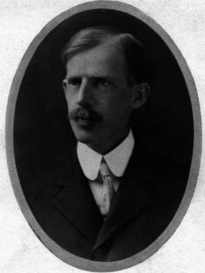 Fayette Avery McKenzie - Dr. Fayette A. McKenzie, 1918