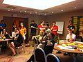 Program Evaluation Workshop tables and people in Budapest (6).JPG