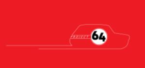 Project 64 (Mini Cooper) - Image: Project 64 Mini Cooper Logo