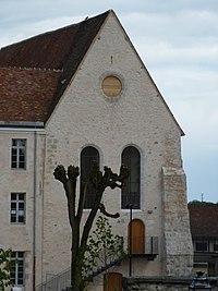 Provins Lycée Thibault de Champagne chapelle.jpg