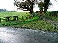 Public Bridleway to Ox Bank - geograph.org.uk - 1008445.jpg