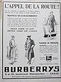 Publicité Burberry (1929).jpg
