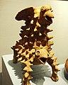 Puebla - Museo Amparo - Bêtes à pointes Colima 200 dC.JPG