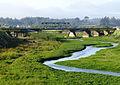 Puente Ferroviario sobre el río Andalién.JPG