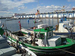 Puerto pesquero del Grao de Castellón.JPG
