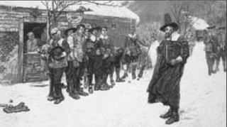 puritans seeking religious freedom migrated to america The puritans and freedom of religion posted on october 27, 2008 filed under: 17th century america, puritans | tags: freedom of religious, new england, puritans.