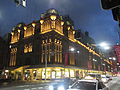 QVB at Night, Sydney.JPG