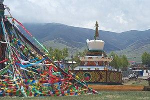 Qinghai hu-Stupa.jpg