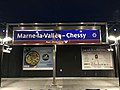 Quai RER A Gare Marne Vallée Chessy Seine Marne 6.jpg