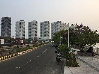 Queen's Way, Kochi - Image: Queen's Way Kochi