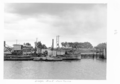 Queensland State Archives 4093 Dredges Brisbane River c 1949.png