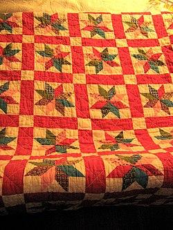 Amish quilts – Wikipedia : wiki quilt - Adamdwight.com