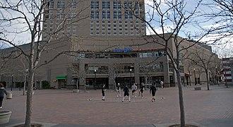 CenturyLink Arena - Image: Qwest Arena (440514225) (cropped)