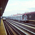 R62A and R188 7 trains at 74 St-Broadway.jpg