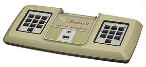 RCA Studio II - RCA Studio II