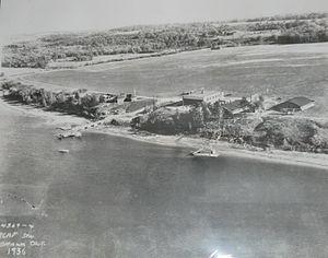 Rockcliffe Yacht Club - RCAF Station Ottawa, 1936