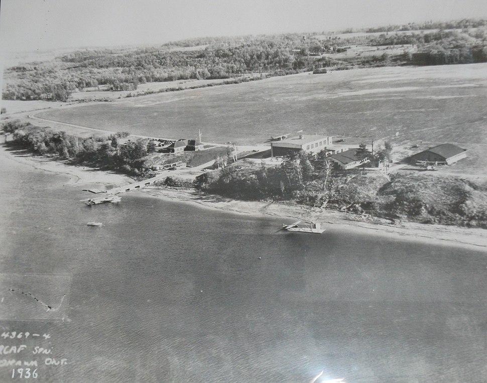 RCAF STATION OTTAWA 1936