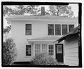 REAR VIEW FACING WEST - Sallie Zetterower House, 331 South Main Street, Statesboro, Bulloch County, GA HABS GA-2378-2.tif