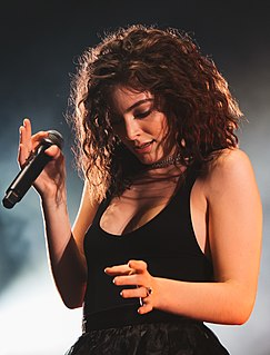 Lorde discography