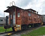 RR Monongahela Railway No. 67 End Side.JPG
