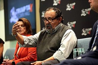 Raúl Grijalva - Grijalva speaking at a tax policy event in Phoenix, Arizona, February 2018