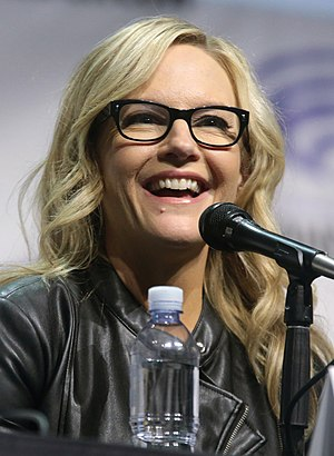 Rachael Harris - Harris at the 2017 WonderCon