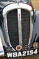 Radiator Grille - Skoda - Berlina - 1936 - 15 hp - 4 cyl - Kolkata 2013-01-13 3076.JPG