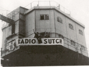 Radio City (pirate radio station) - Radio Sutch on Shivering Sands