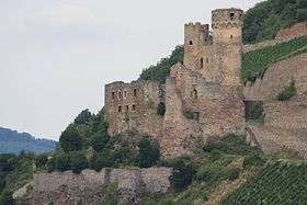 Image illustrative de l'article Château d'Ehrenfels (Hesse)