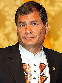 Rafael Correa, Ecuador expresident.jpg