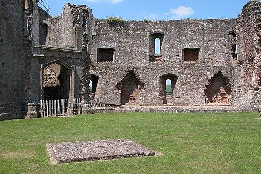 Raglan Castle - geograph.org.uk - 2235295