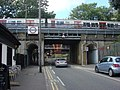 Railway bridge over Station Road - geograph.org.uk - 1395571.jpg