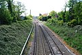 Railway line looking south from Wimblehurst Rd bridge - geograph.org.uk - 1290989.jpg