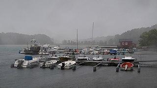 Rain over Holma marina.jpg