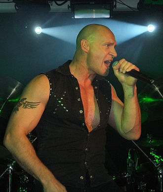 Ralf Scheepers - Ralf Scheepers performing live in 2009