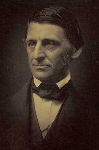 American literature - Ralph Waldo Emerson